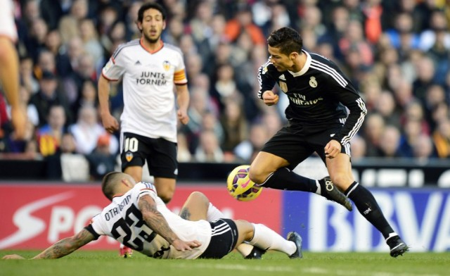 Live Streaming Real Madrid dan Valencia 8 Mei 2016