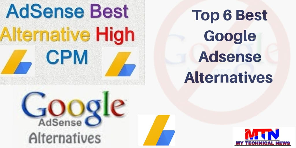 What Are The Best Google Adsense Alternatives In 2019 My