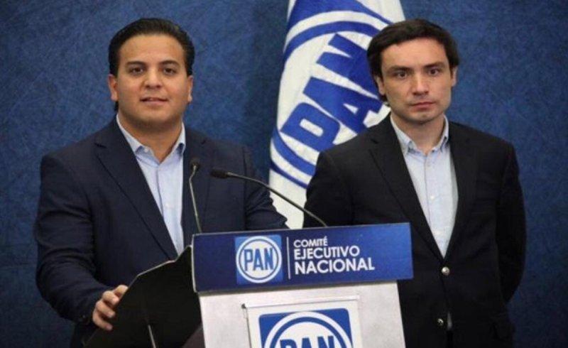 El CEN del PAN ganan más de lo propuesto por AMLO, Zepeda llegó a ganar 192 mil al mes