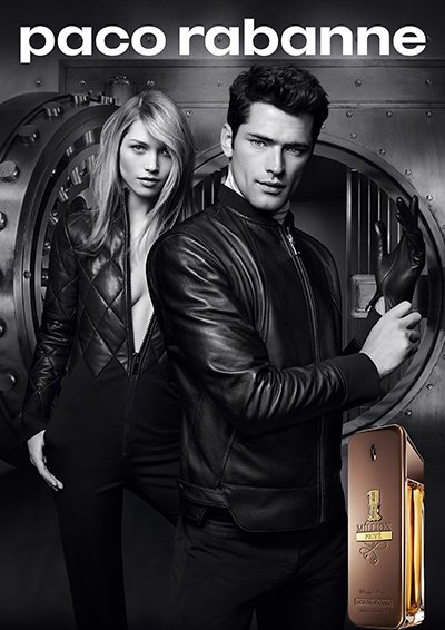 paco rabanne one million privé pub