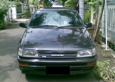 Eksterior Daihatsu Charade Classy
