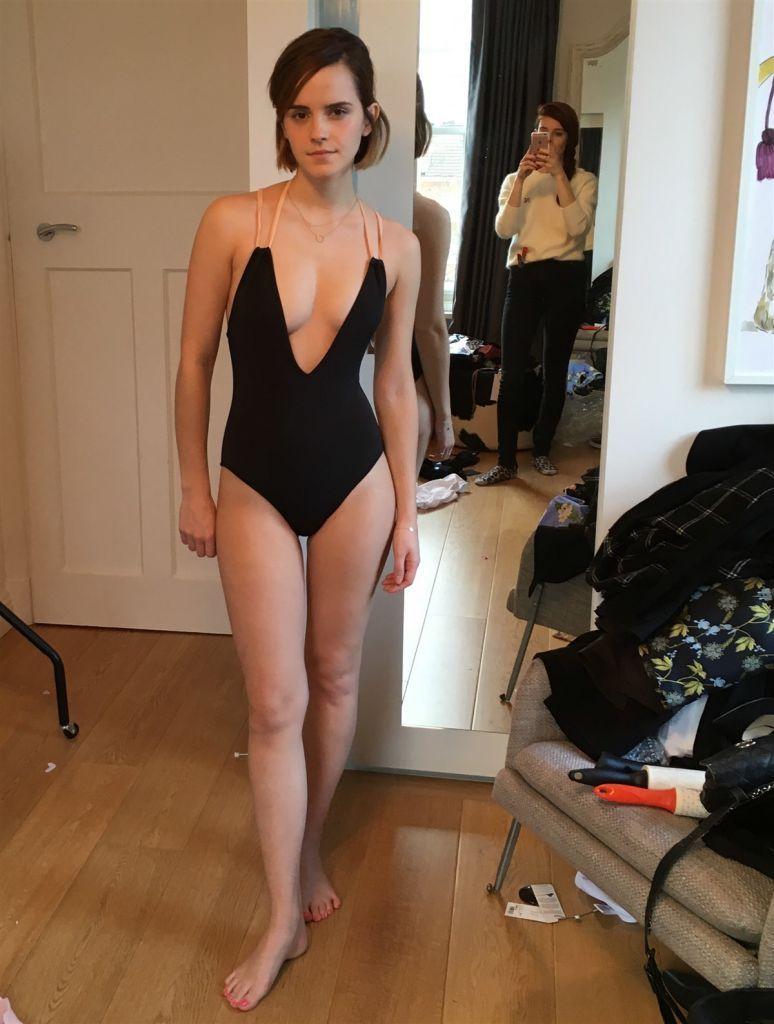 Emma Watson sexy Bikini Images