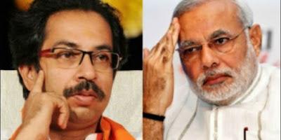 Shiv Sena Against BJP