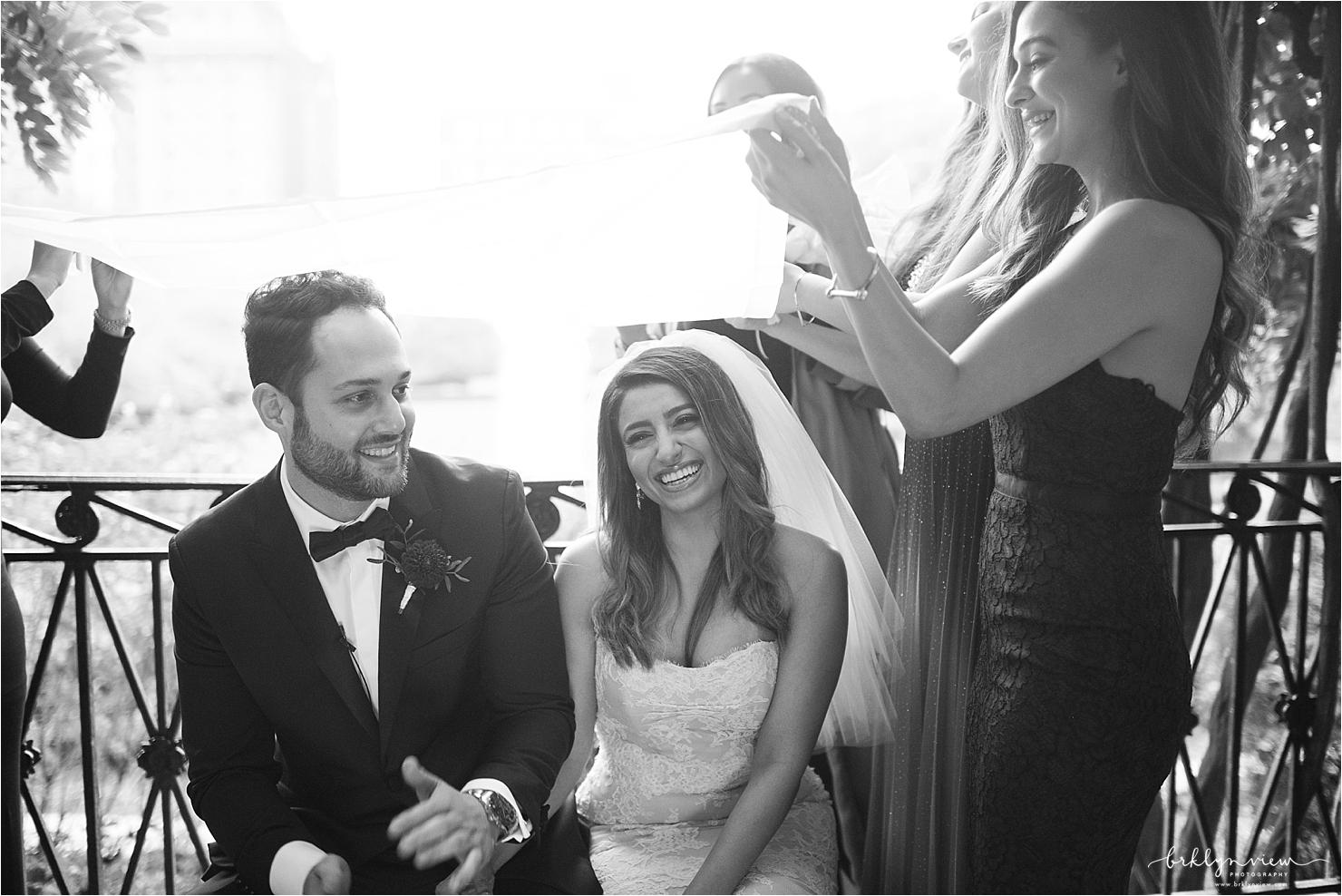 Persian Wedding Outdoor Ceremony