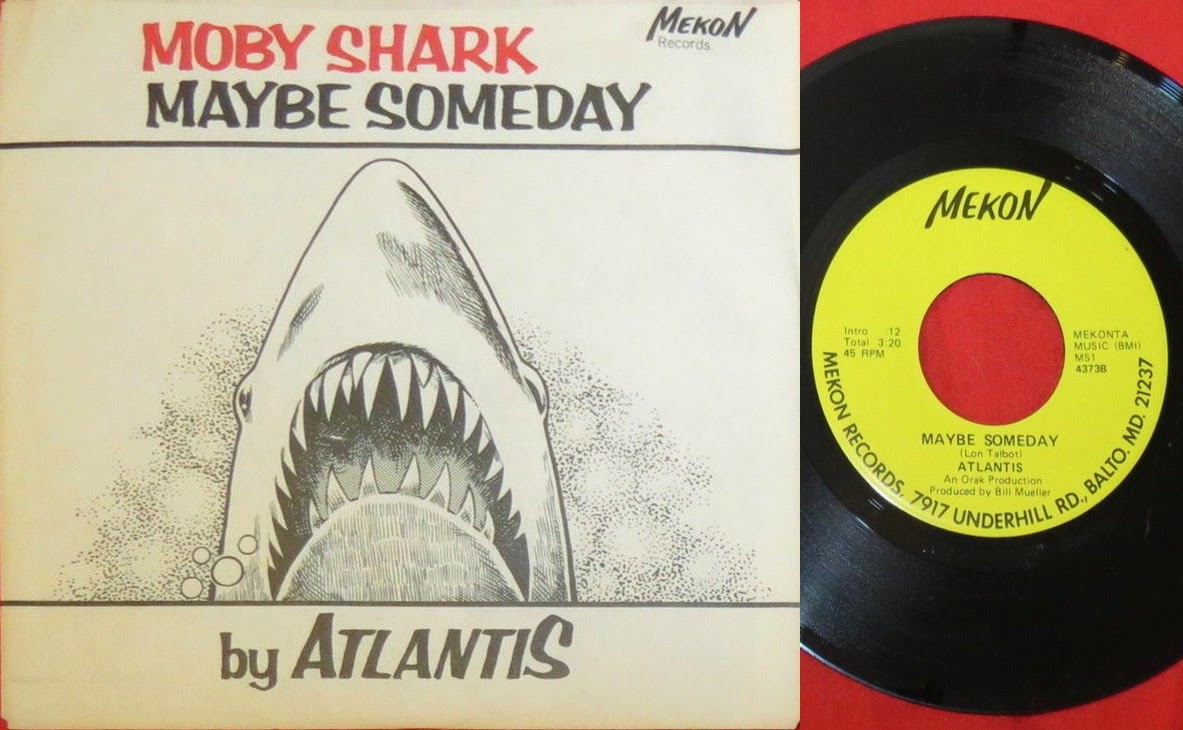 "Atlantis ""Maybe Someday"" 45"
