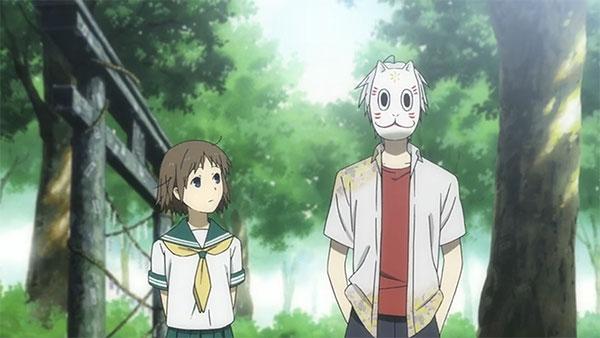 Hotarubi no Mori e - Rekomendasi anime untuk ngabuburit