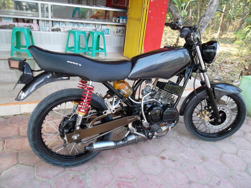 King Rx Yamaha Modifikasi Indonesia