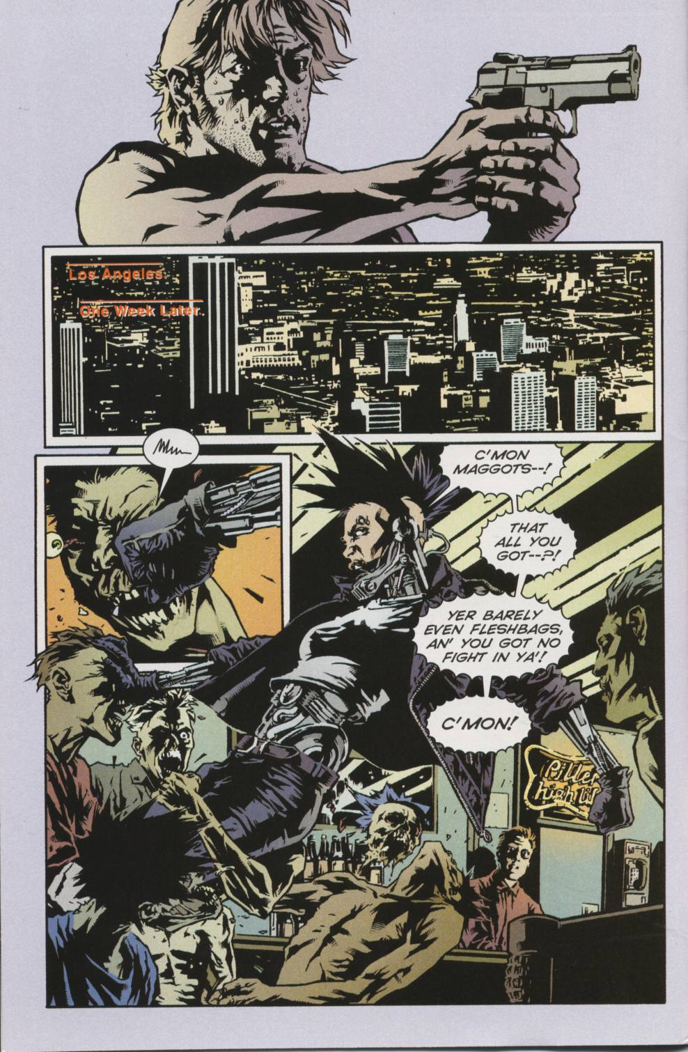 Wildcats (1999) _Annual 2000 #1 - English 5