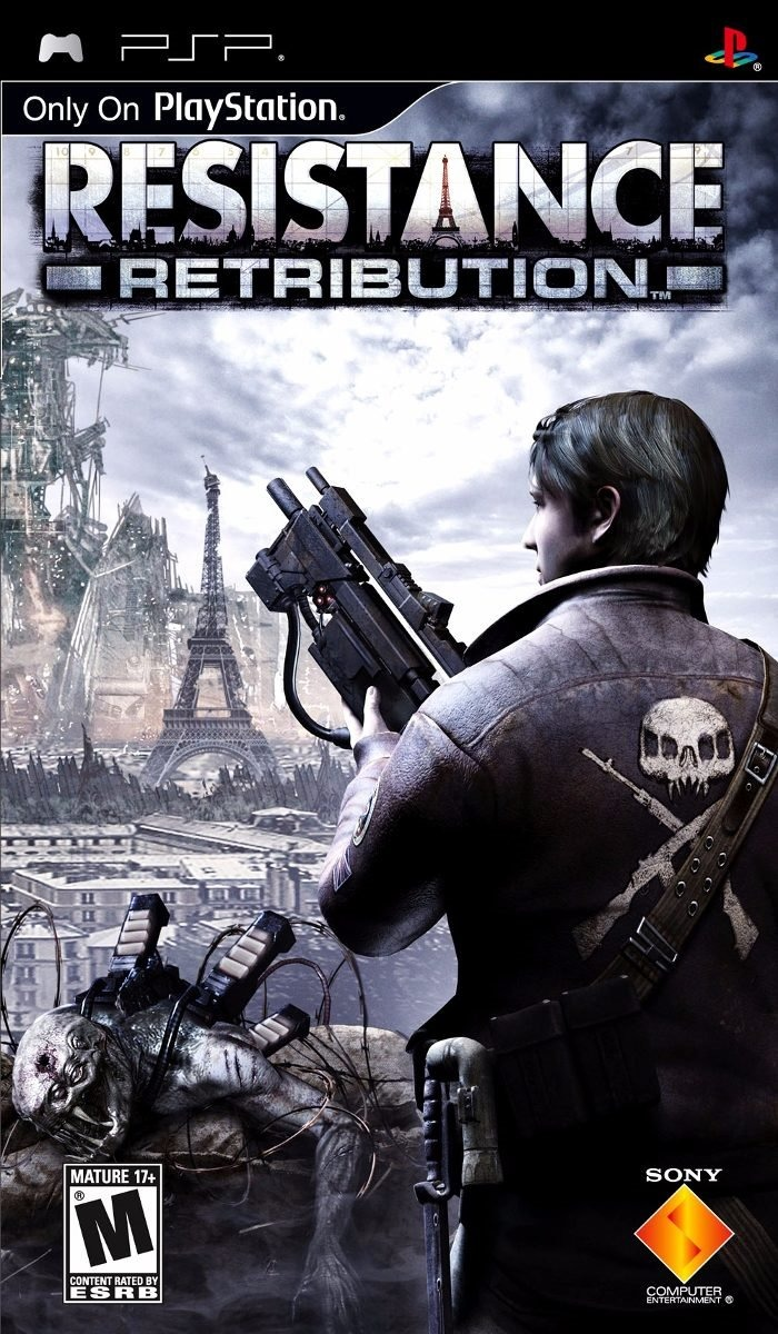 ROMs - Resistance Retribution - PSP Download