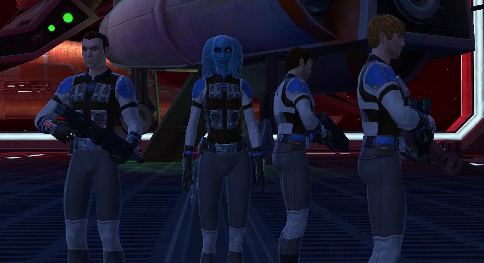 Going Commando | A SWTOR Fan Blog: Flashpoint Friday: The ...