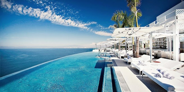 Hotel Mousai Puerto Vallarta is a boldest and sassiest 5 Diamond hotel resort all inclusive in Mexico. Cutting-edge chic in the heart of the jungle.