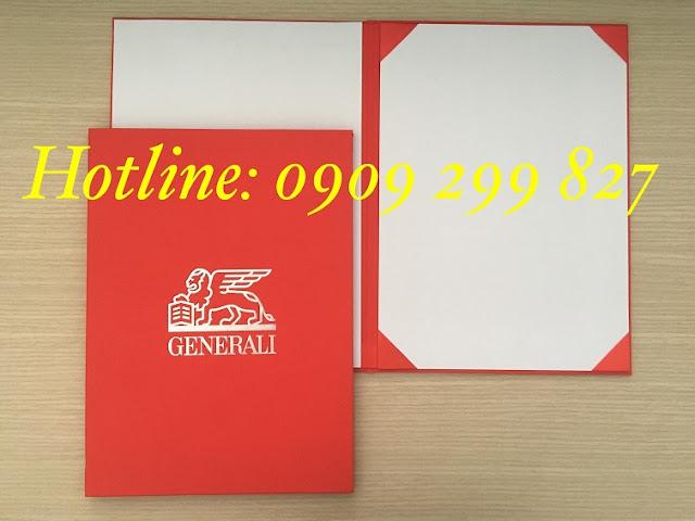 Mẫu bìa đựng tốt nghiệp chất lượng và sang trọng nhất - 0909 299 827 6