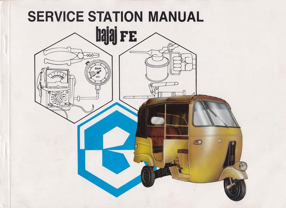 download bajaj fe 2stoke 3wheeler auto rickshaw service. Black Bedroom Furniture Sets. Home Design Ideas