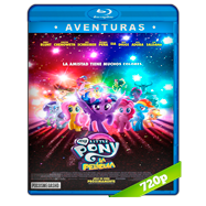 My Little Pony: La película (2017) BRRip 720p Audio Dual Latino-Ingles