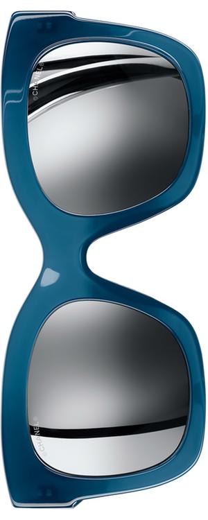 Chanel Square Signature Sunglasses