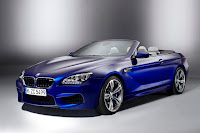all-new 2013 BMW M6 Roadster F13 official press picture