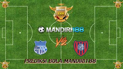 AGEN BOLA - Prediksi Emelec Guayaquil vs San Lorenzo 7 Juli 2017
