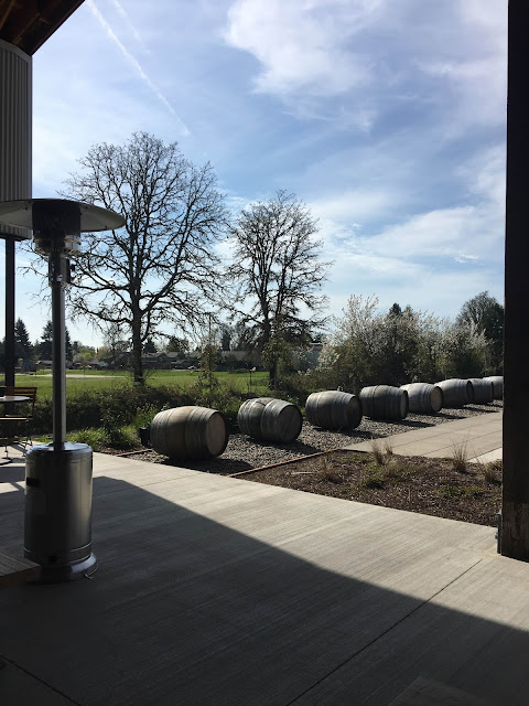 Argyle Winery, Oregon   A Hoppy Medium