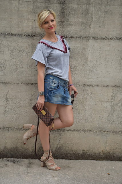grey outfit how to wear grey mariafelicia magno fashion blogger color block by felym fashion bloggers italy italian fashion bloggers july outfits summer outfits