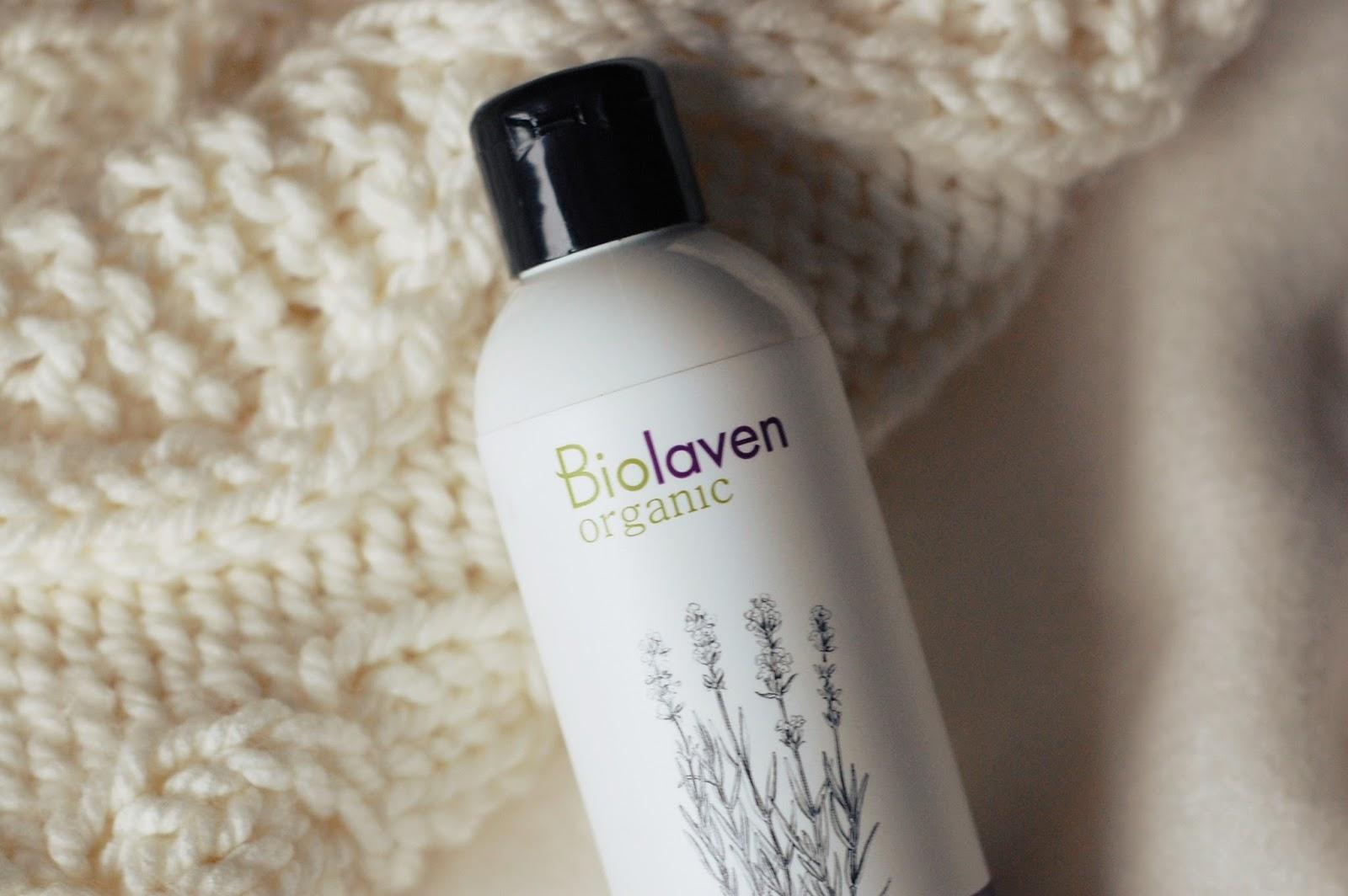 Oczyszczający płyn miceralny  BIOLAVEN | IPERFUMY.PL