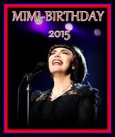 MIMI-DAY 2015, anniversaire de Mireille Mathieu
