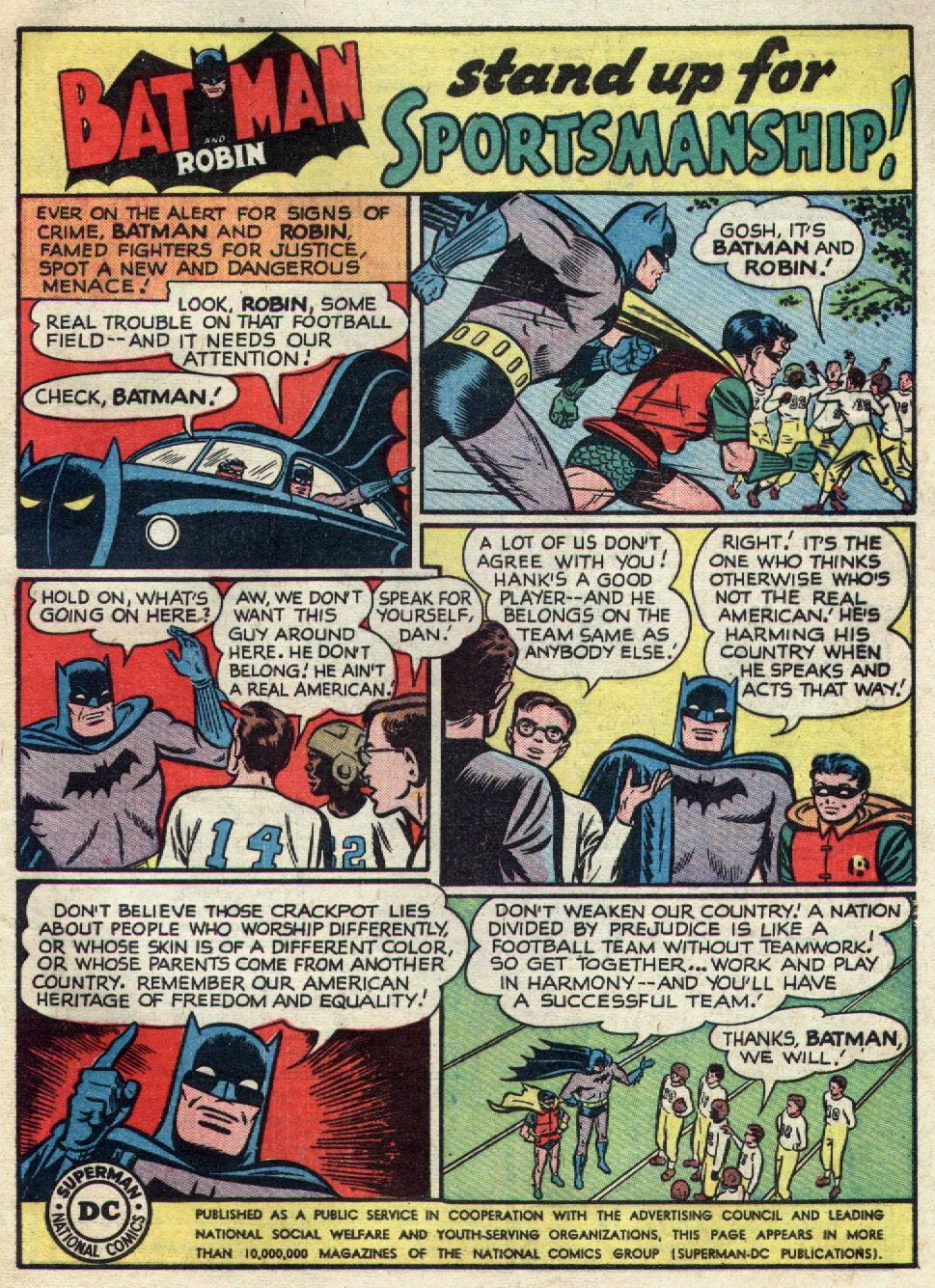 Read online All-Star Comics comic -  Issue #51 - 49