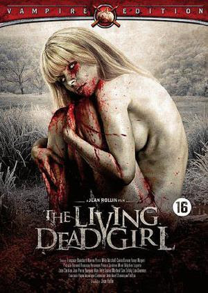 Poster Of The Living Dead Girl In Dual Audio Hindi French 300MB Compressed Small Size Pc Movie Free Download Only At worldfree4u.com