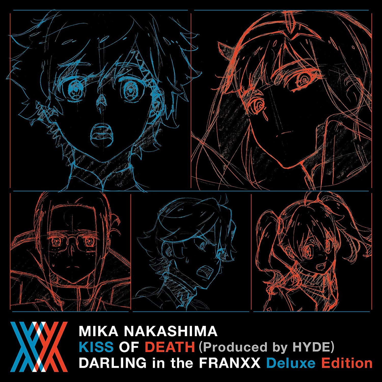KISS OF DEATH DARLING in the FRANXX Deluxe Edition