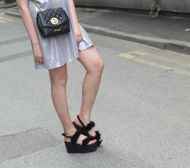how to style fluffy shoes blog