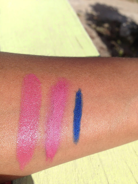 Rimmel London 'Piccadilly Pink' swatch - www.modenmakeup.com