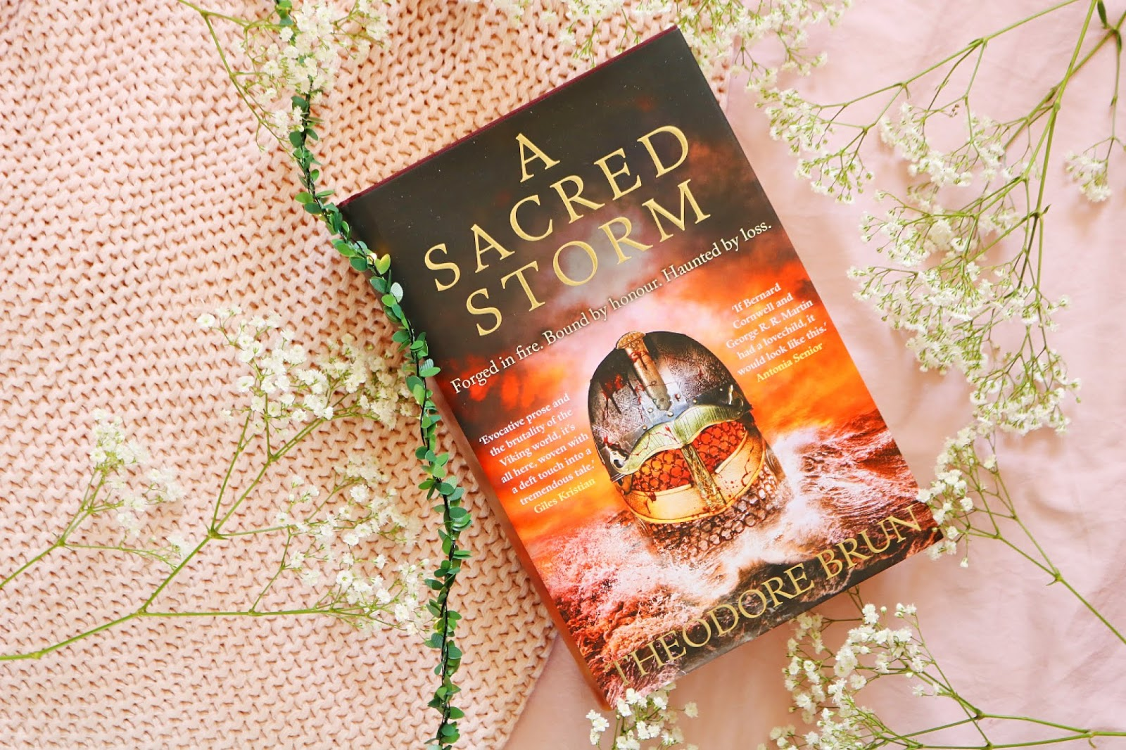 Blog Tour: A Sacred Storm by Theodore Brun