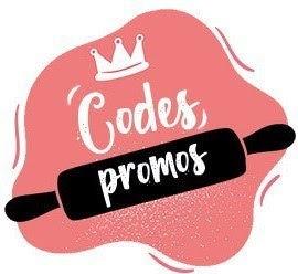 Mes codes promos