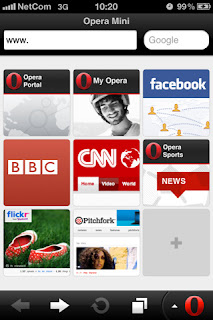 download opera mini web browser for ipad