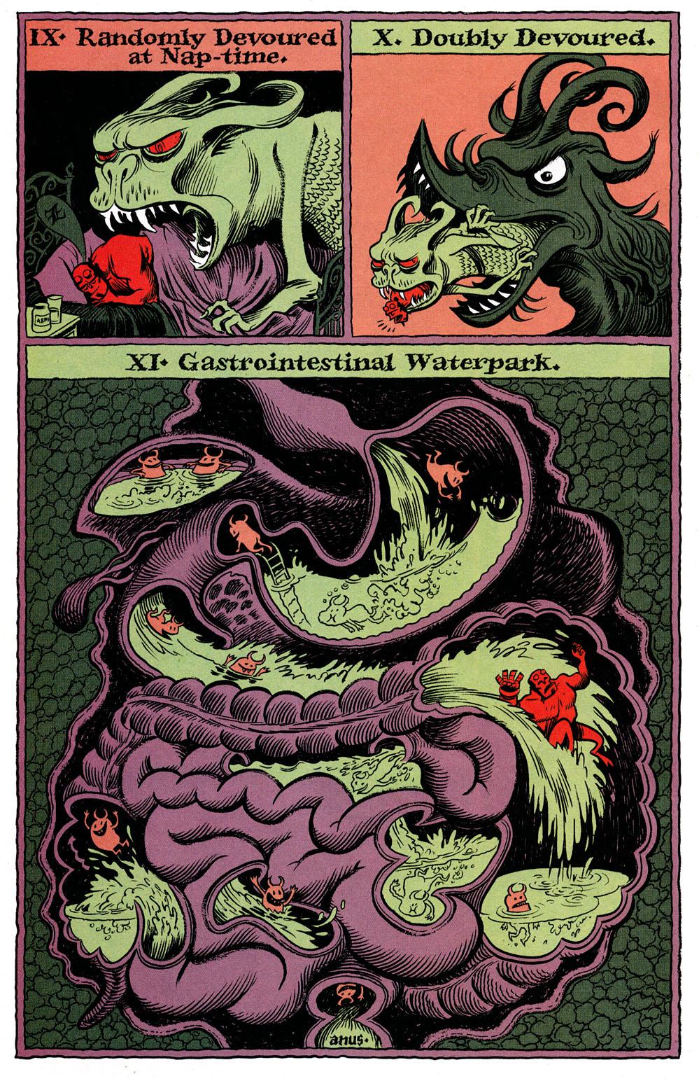 Read online Hellboy: Weird Tales comic -  Issue #6 - 20
