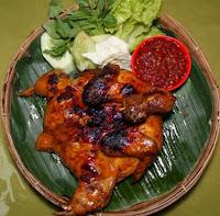 Resep Makanan Enak Ayam Bakar Kalasan Lezat
