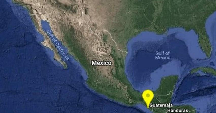 FUERTE SISMO EN MÉXICO de magnitud 4.8 (Hoy Domingo 8 Julio 2018) Temblor Epicentro Mapastepec - Chiapas - SSN - www.ssn.unam.mx