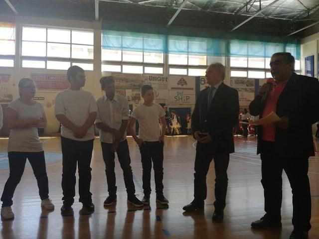 Ανδριανός στο 2ο Μαθητικό Φεστιβάλ Χορού