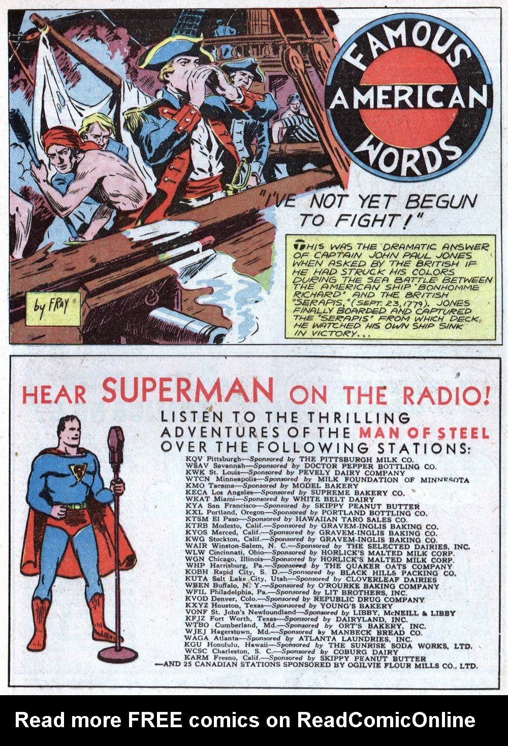 Read online Action Comics (1938) comic -  Issue #39 - 55