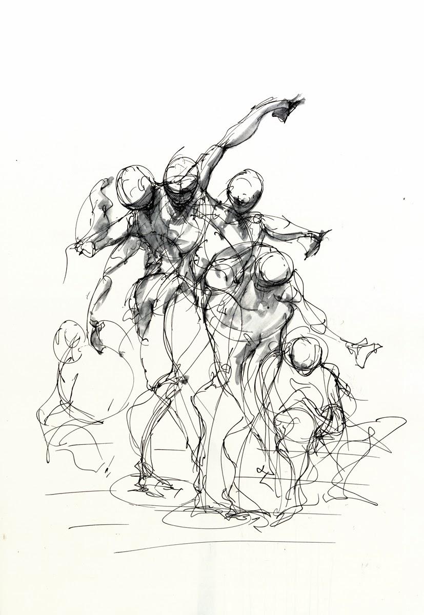 Architecture and Dance: Architecture and Dance: A sensuous