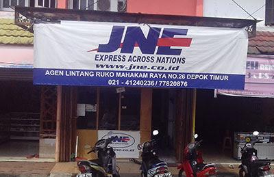 Info Daftar Alamar Dan Nomor Telepon JNE Di Kota Depok Jawa Barat