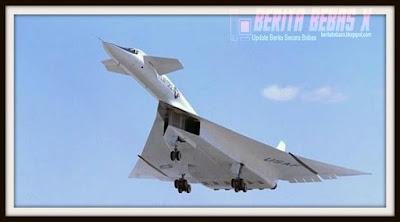 Berita Bebas, tak disangka, Teknologi, B-70 Valkyrie, pesawat bernuklir, 7 senjata perang super mahal,