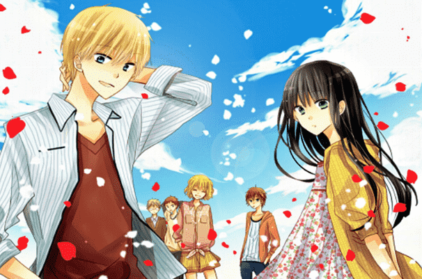 Last Game - Daftar Manga Romance Terbaik Sepanjang Masa