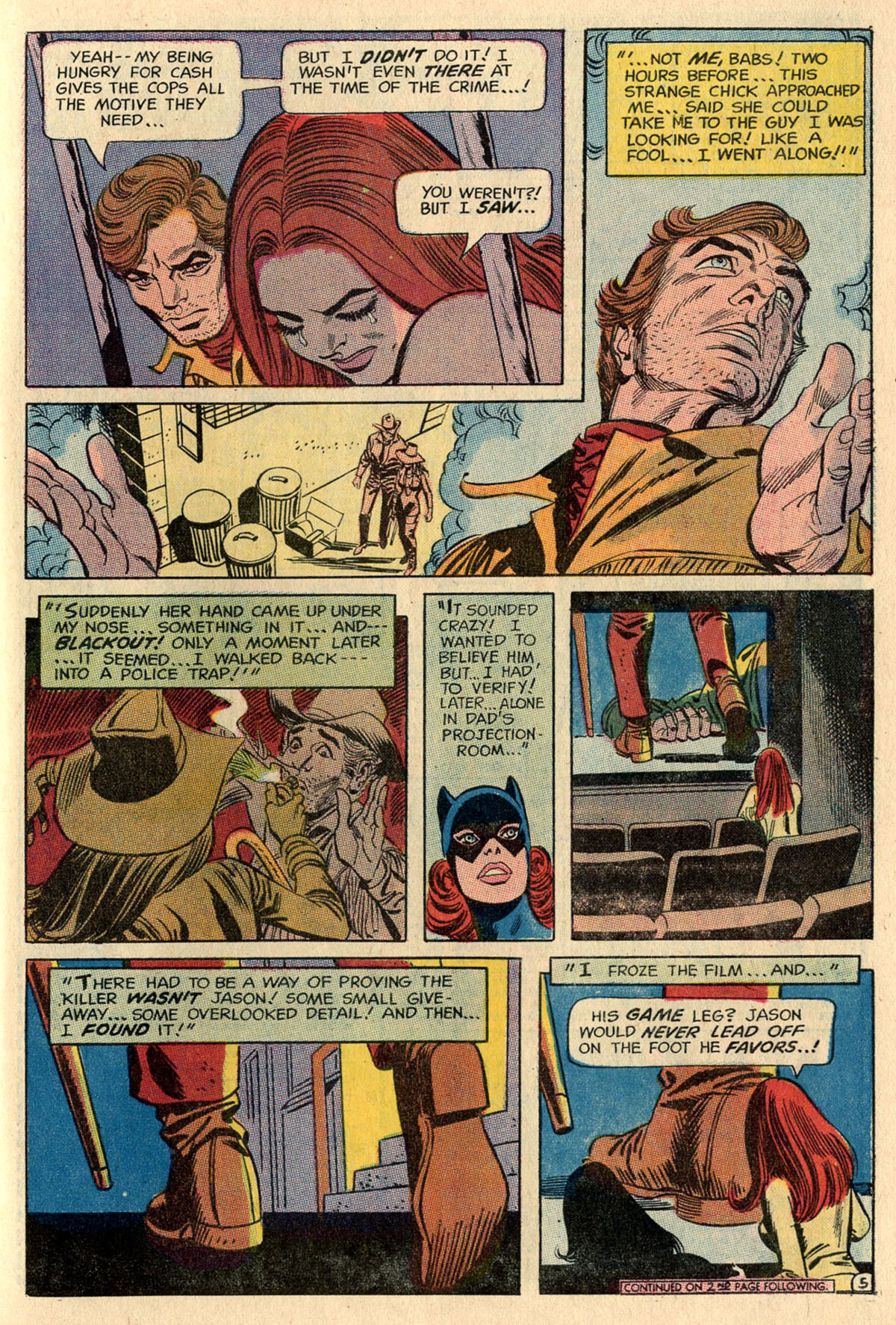 Detective Comics (1937) 404 Page 26