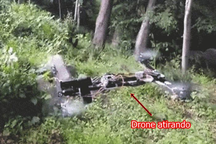 Drone pra matar