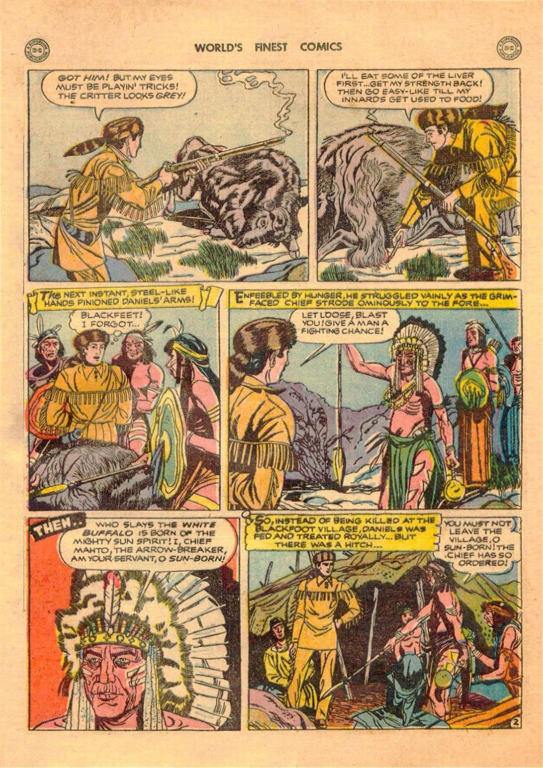 Read online World's Finest Comics comic -  Issue #42 - 49