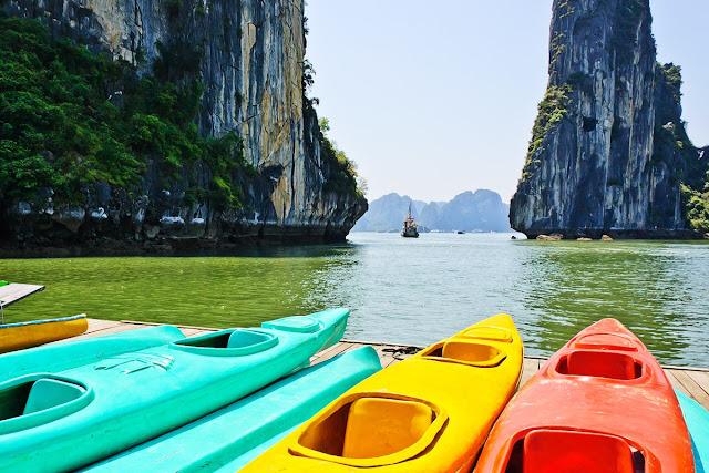 Fun Adventure Activities in Vietnam attract travellers 4