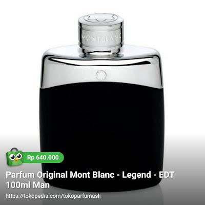 mont blanc legend edt 100ml man