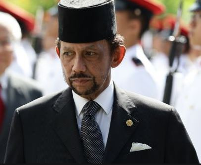 Brunei announces plan to punish gay sex and adultery with death by stoning