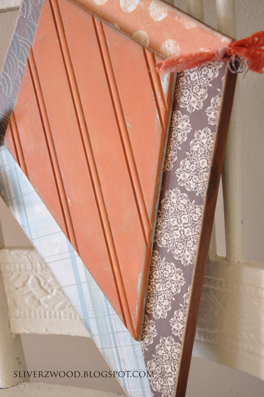 Sliverz: Kite Wood Door Hanger