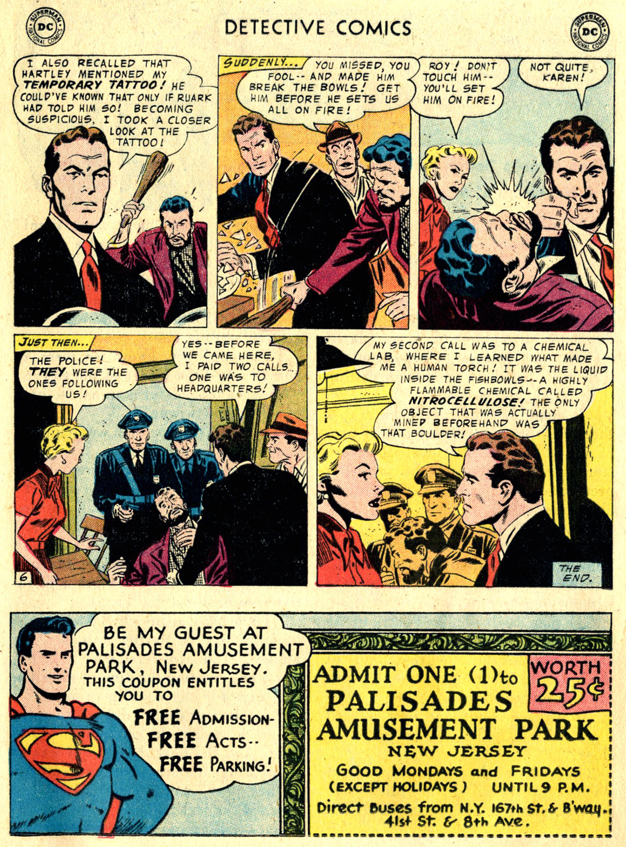 Detective Comics (1937) 237 Page 20